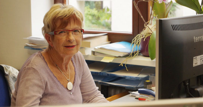 Jederzeit gut beraten: Ursula Stöckmann, Reator Praxisbedarf