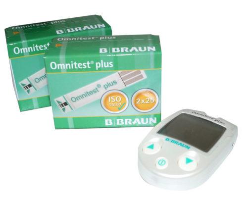 Praxisbedarf für Diabetiker